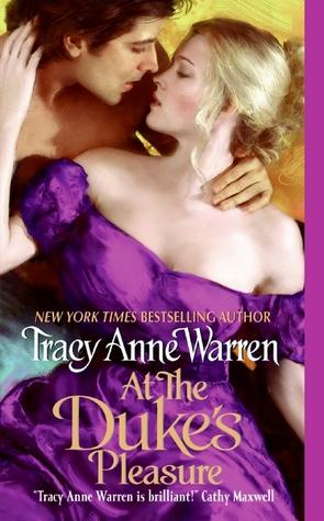 At the Duke's Pleasure (The Byrons of Braebourne, #3)