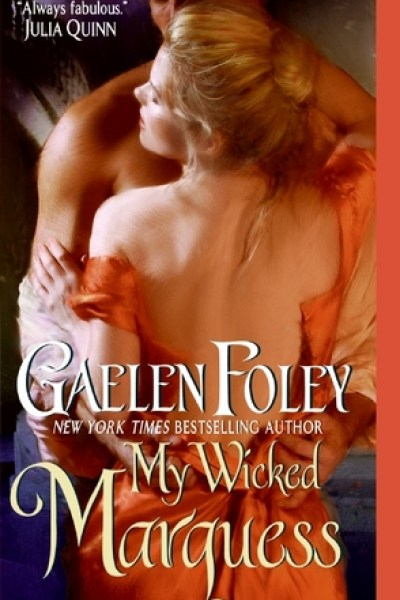 Book Review-My Wicked Marquess