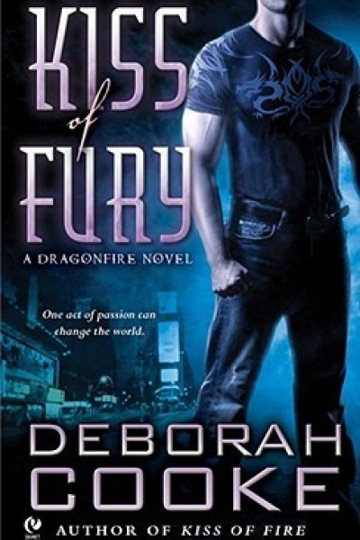 Book Review-Kiss of Fury