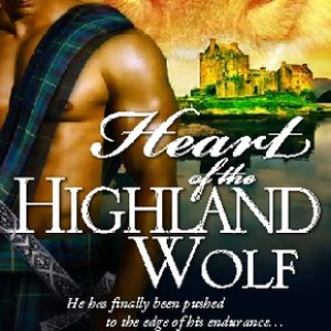 Book Review-Heart of a Highland Wolf