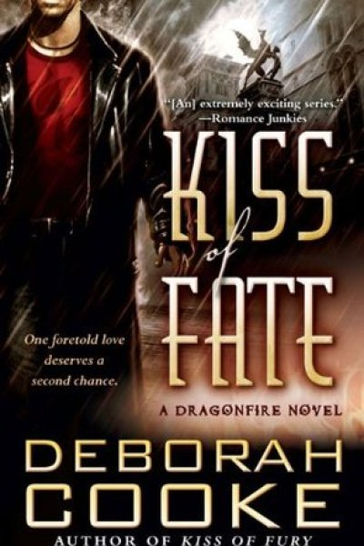 Book Review-Kiss of Fate