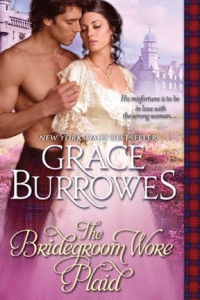 Book Review-The Bridegroom Wore Plaid