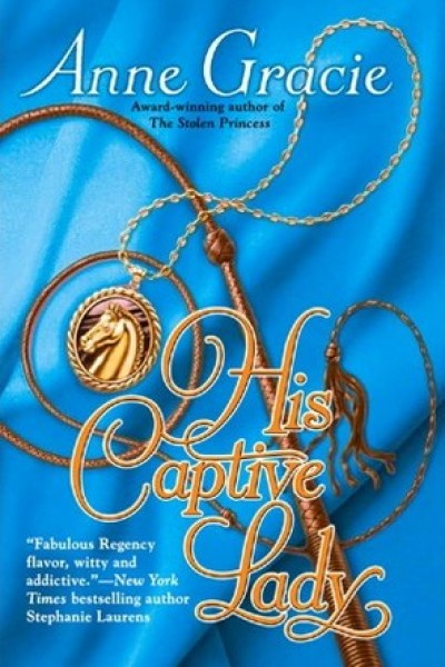Book Review-His Captive Lady