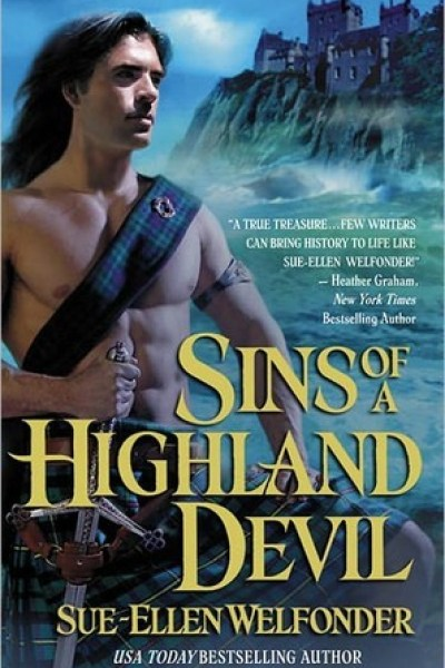 Book Review-Sins of a Highland Devil