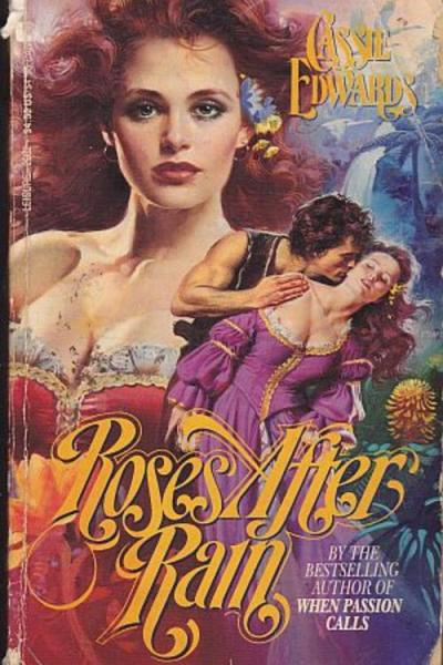 Book Review-Roses After Rain