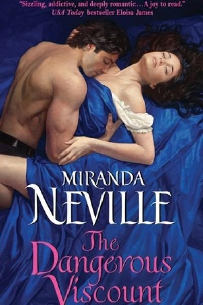 Book Review-The Dangerous Viscount