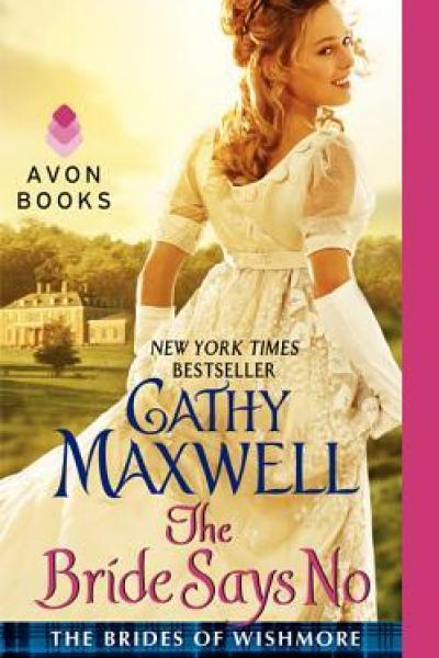 ARC Book Review-The Bride Says No