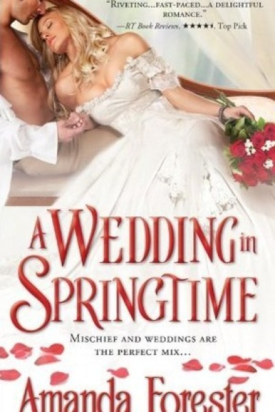 Book Review-A Wedding In Springtime