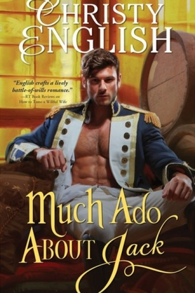 Short ARC Book Review-Much Ado About Jack