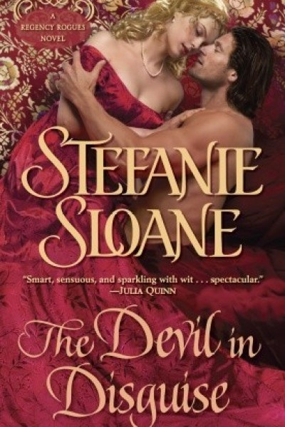 Quickie Book Review-The Devil In Disguise