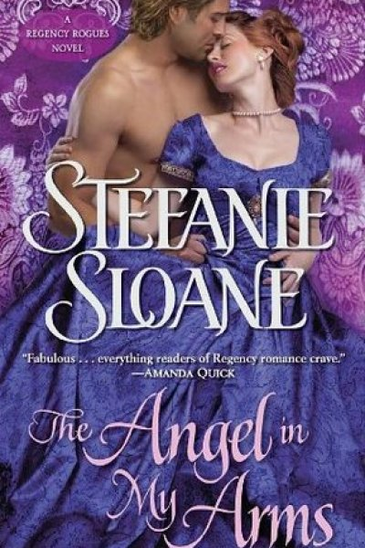 Book Review-The Angel In My Arms by Stefanie Sloane