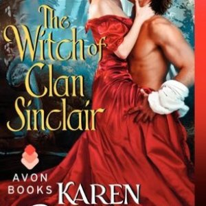 Book Review-The Witch of Clan Sinclair by Karen Ranney