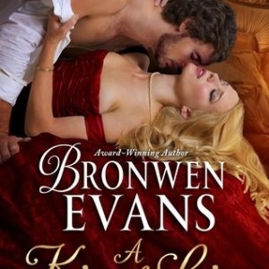 Book Review-A Kiss of Lies by Bronwen Evans