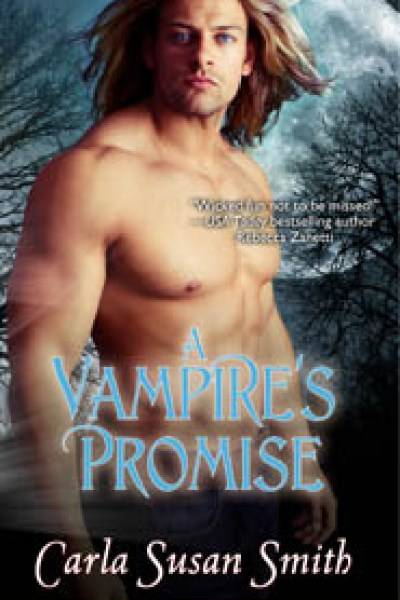 Book Review-A Vampire's Promise by Carla Susan Smith