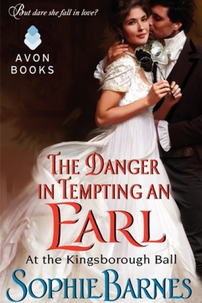 Book Review-The Danger in Tempting An Earl by Sophie Barnes