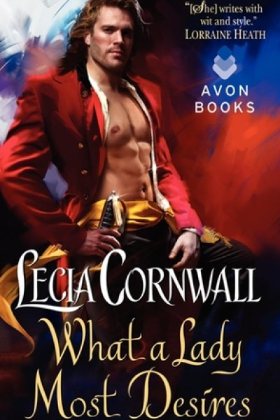 Book Review-What A Lady Desires by Lecia Cornwall