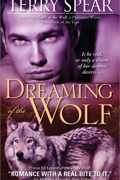 Book Review-Dreaming Of The Wolf by Terry Spear