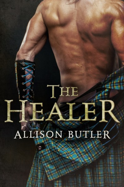 Book Review-The Healer by Allison Butler