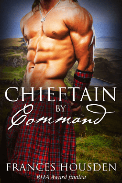 Book Review-Chieftain by Command by Frances Housden