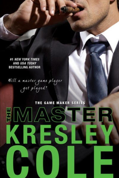 Book Review-The Master by Kresley Cole