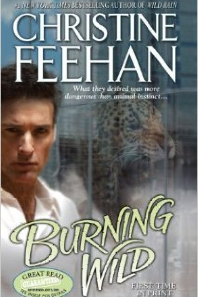 Book Review-Burning Wild by Christine Feehan