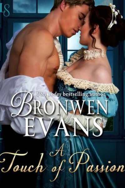 Book Review-A Touch Of Passion by Bronwen Evans
