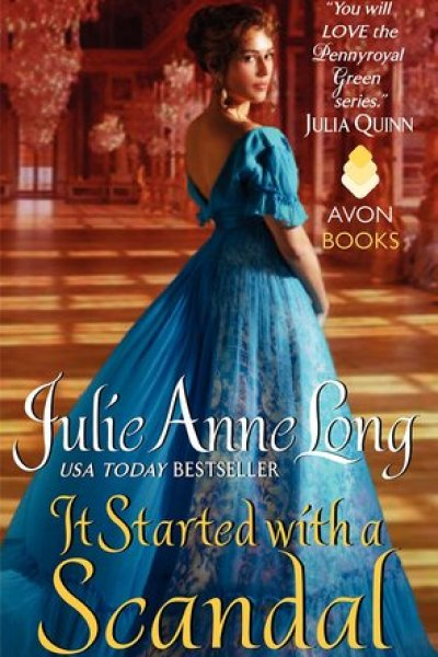 Book Review-It Started With A Scandal by Julie Ann Long