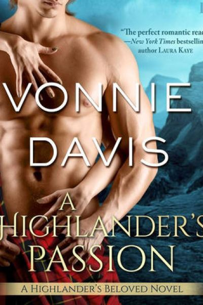 Book Review- A Highlander's Passion by Vonnie Davis