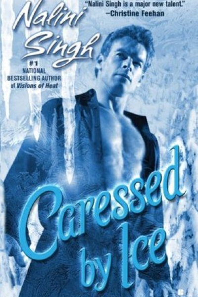 Book Review-Caressed By Ice