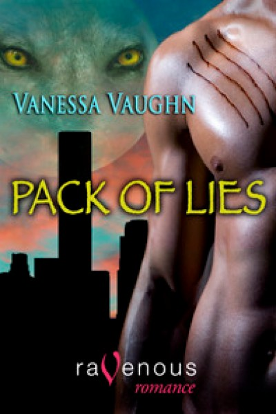Blog Tour: Pack of Lies