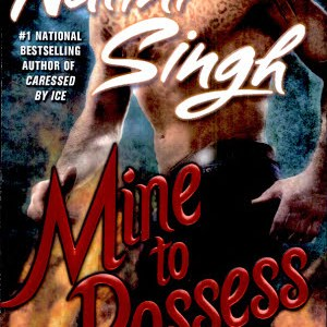 Book Review-Mine To Possess