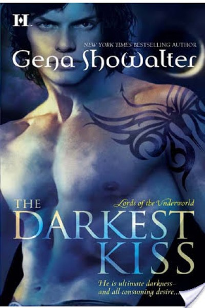 Book Review-The Darkest Kiss
