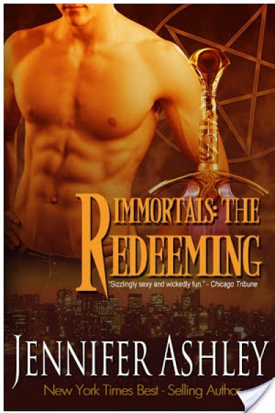 Book Review-Immortals: The Redeeming