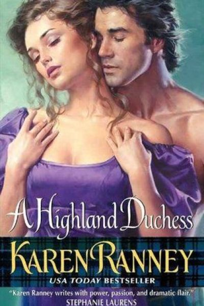 Book Review- A Highland Duchess