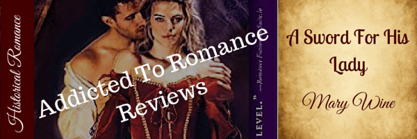 Book Review-A Sword For His Lady