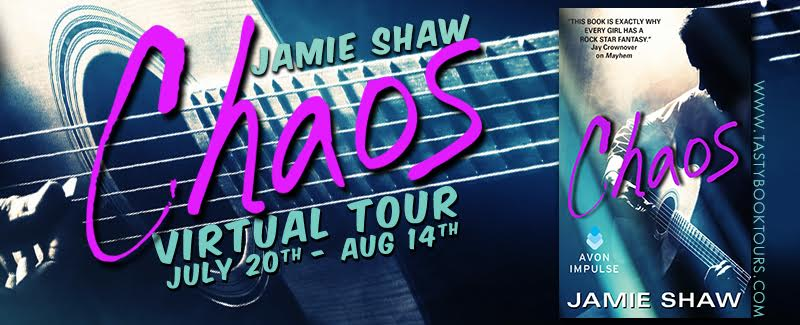 Tasty Book Tours: Book Review & Giveaway: Chaos by