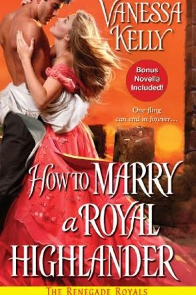 Book Review-How To Marry A Royal Highlander