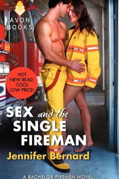 Lusting For Covers (165) Sex and the Single Fireman