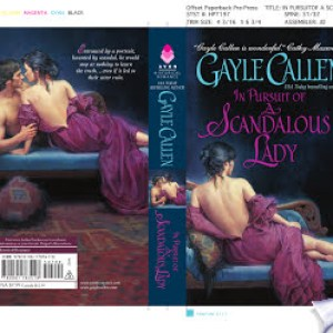 Book Review-In Pursuit Of A Scandalous Lady