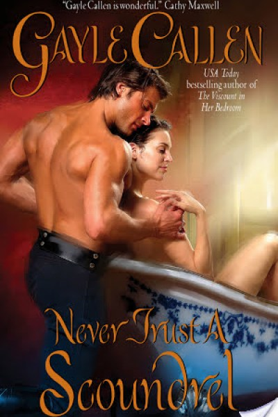Book Review-Never Trust A Scoundrel