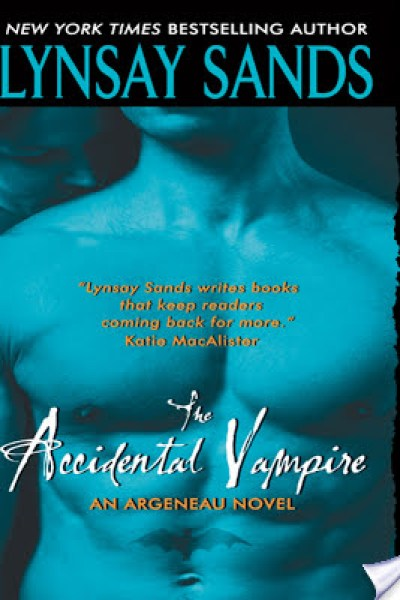 Book Review-The Accidental Vampire