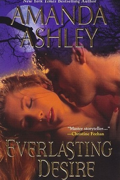 Audio Book Review-Everlasting Desire by Amanda Ashley