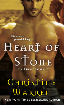 Book Review-Heart of Stone