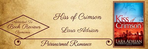 Book Review-Kiss of Crimson
