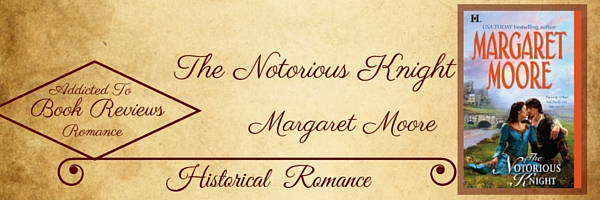 Book Review-The Notorious Knight