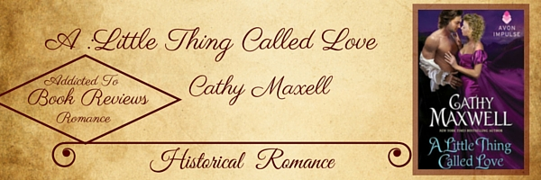 Quickie Book Review-A Little Thing Called Love
