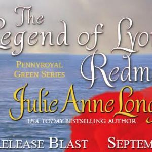 Blog Tour Feature: The Legend of Lyon Redmond