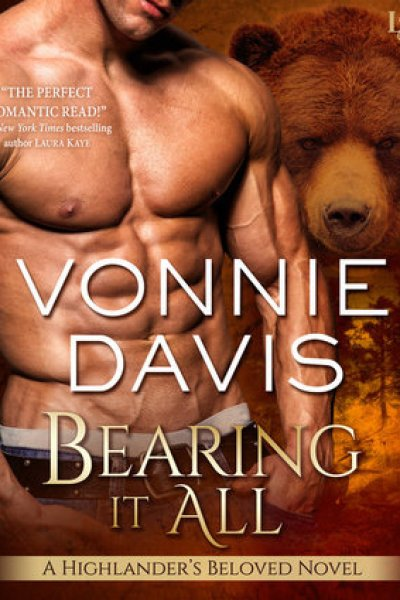 Blog Tour Review: Bearing It All by Vonnie Davis