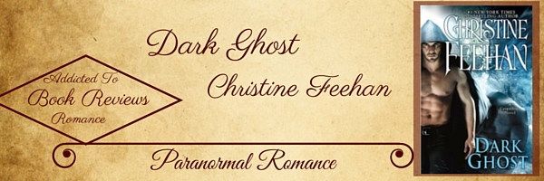 Book Review-Dark Ghost by Christine Feehan