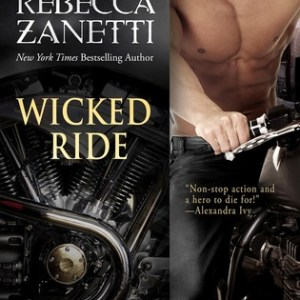 Book Review-Wicked Ride by Rebecca Zanetti